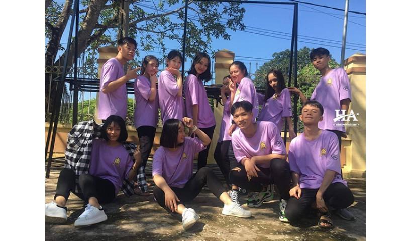 Đặt May Áo Lớp Tại Thái Nguyên Giá Rẻ Chất Lượng