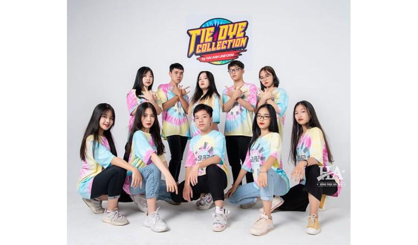 Bộ Sưu Tập Áo Lớp Tie Dye Mới Nhất Năm 2019