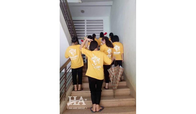 Muốn Có Logo Áo Lớp Đơn Giản Mà Đẹp – Đừng Bỏ Qua Bài Viết Này
