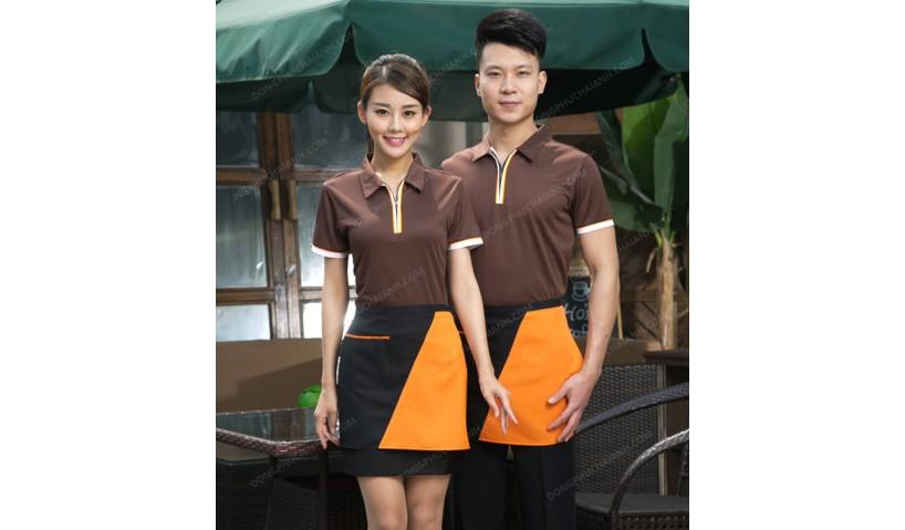 100+ Mẫu áo thun đồng phục nhà hàng giá rẻ, đẹp nhất năm 2018