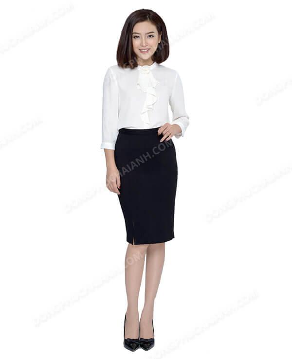 đồng phục juyp/ chân váy công sở